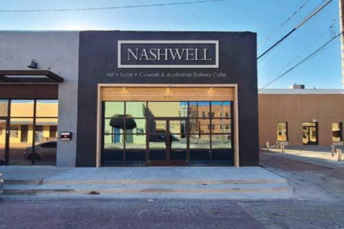 nashwell cafe